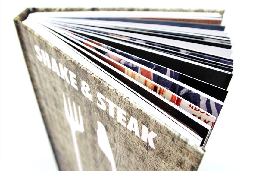 Shake & Steak Buchcover